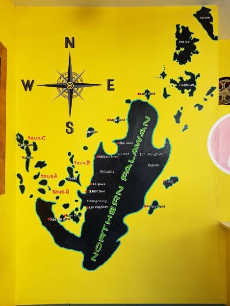 el-nido-map
