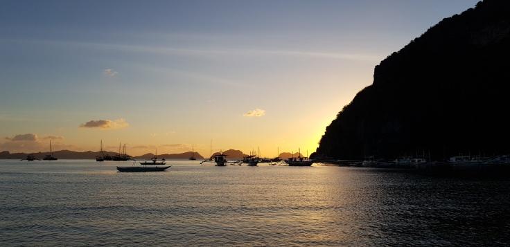 El-nido-sunset